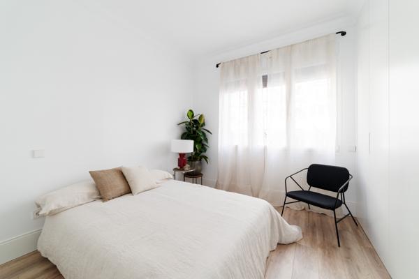 Maravilloso piso reformado en el Barrio de Salamanca