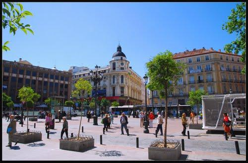 Oficina en pleno centro de Madrid
