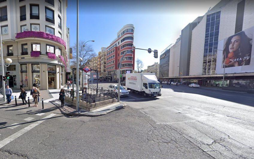 Local en rentabilidad en la zona de Goya